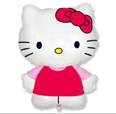 Шар фигура, Котенок  Хелло Китти / Hello Kitty